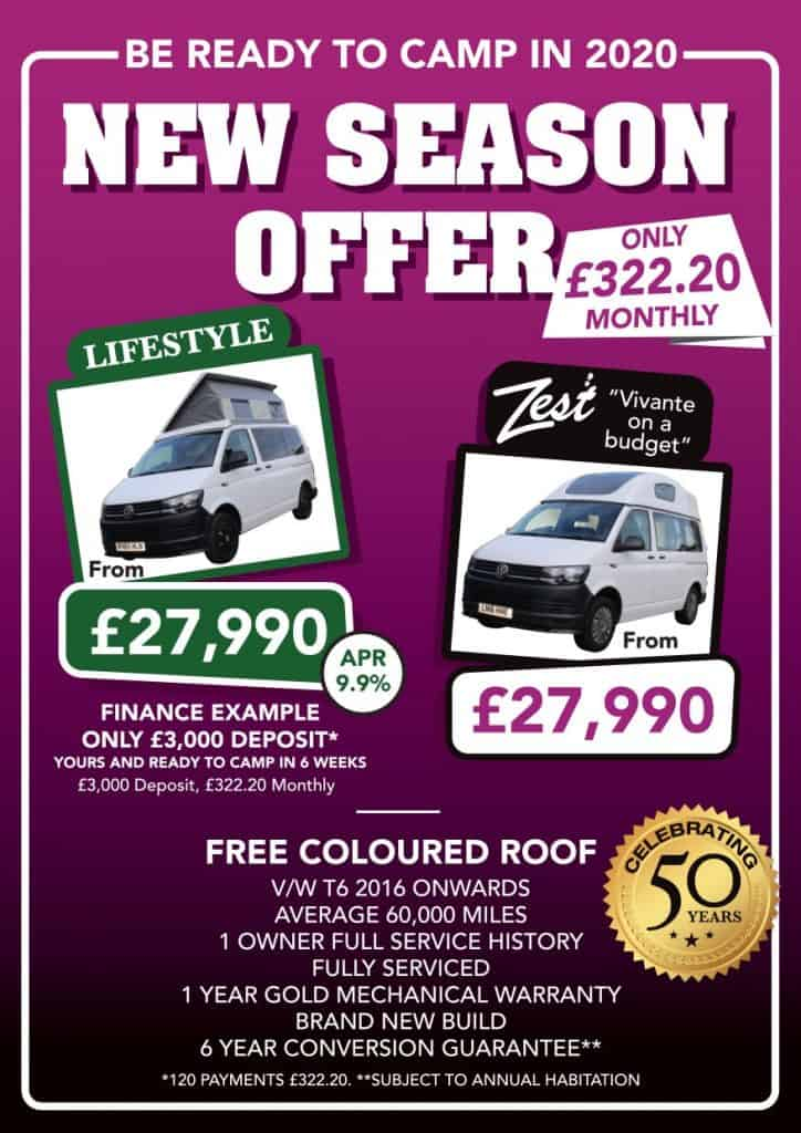 , Latest Offers, Leisuredrive