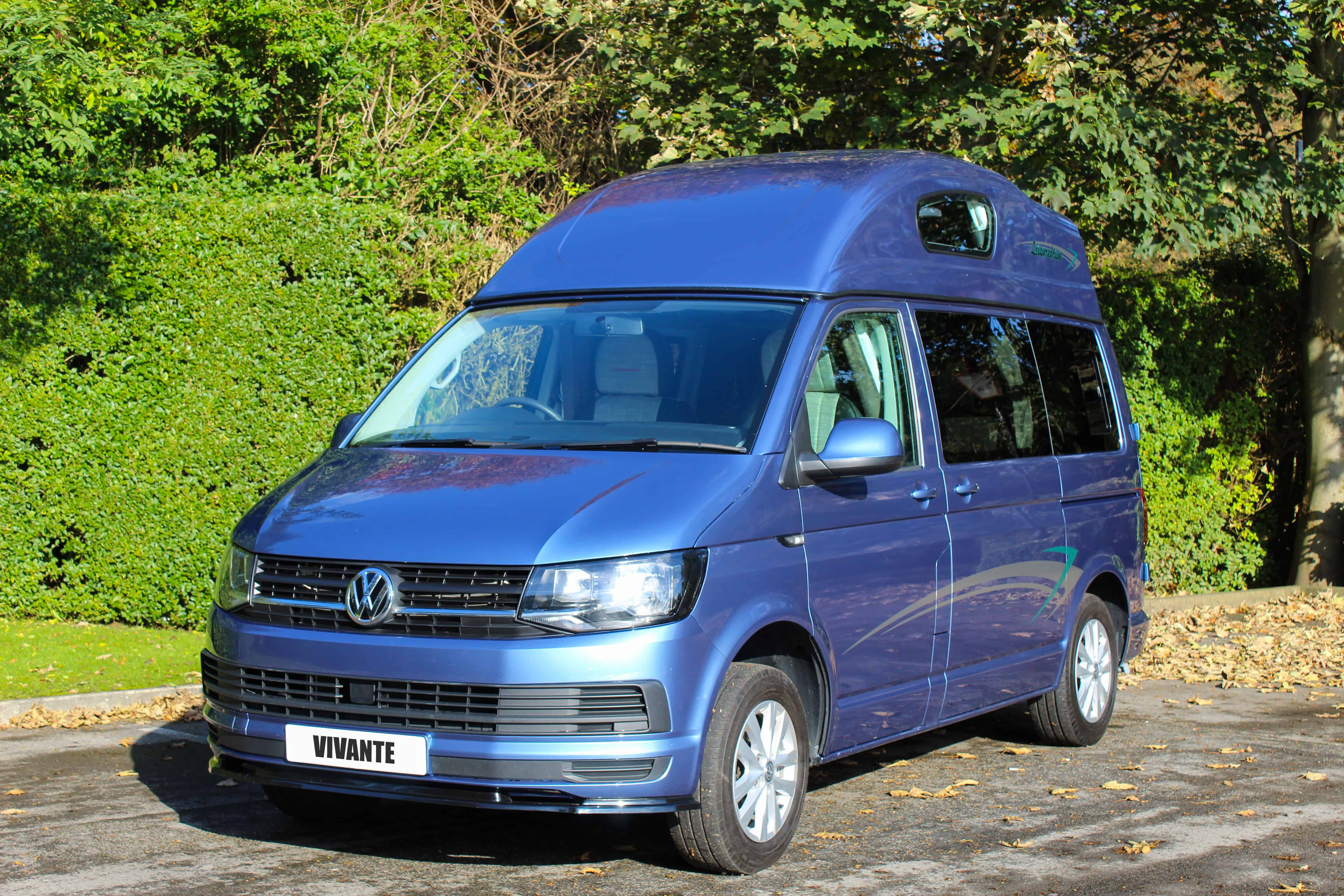 Convert a van to a camper, Convert Your Van, Leisuredrive, Leisuredrive