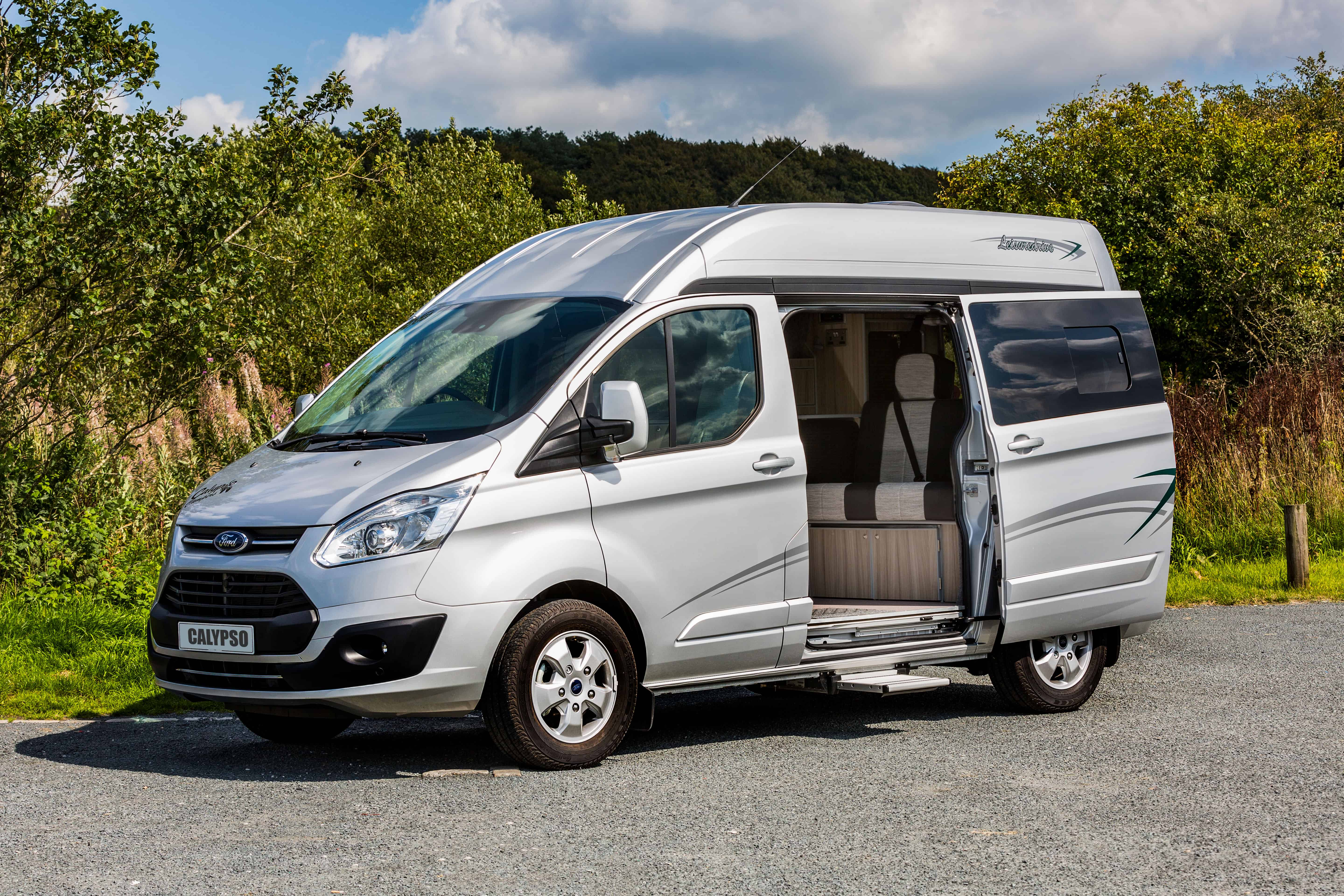 Our Campervan range, Our New Range, Leisuredrive, Leisuredrive