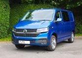 VW T6.1 RAVENNA BLUE HIGHLINE BASE VAN