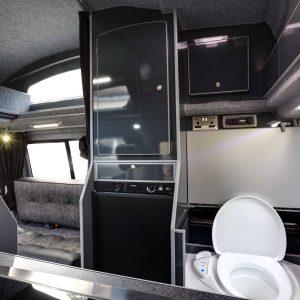 vivante campervan toilet facilities