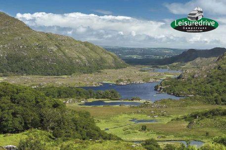 Campervan holidays Ireland