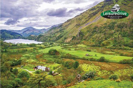 Campervan holidays Wales
